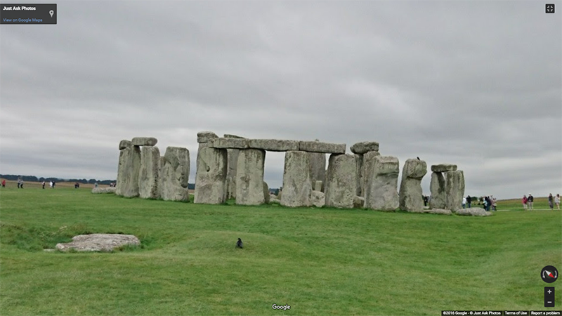 Stone Henge, England, UK photosphere